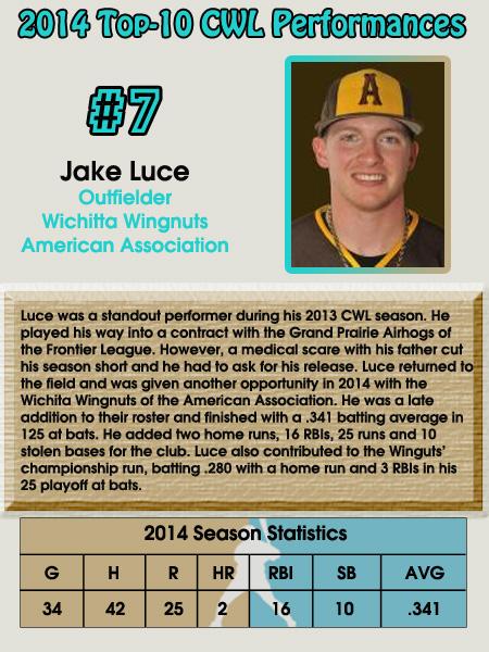 #7 - Jake Luce